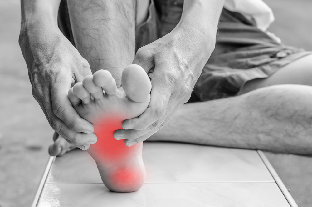 Get treatment for plantar fasciitis with your local chiropractor